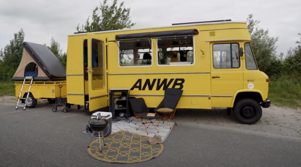 ANWB-bus