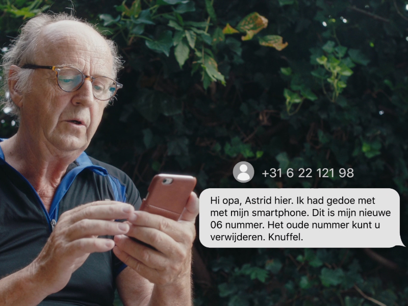 Whatsappfraude