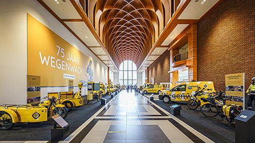 Wegenwacht Louwman Museum